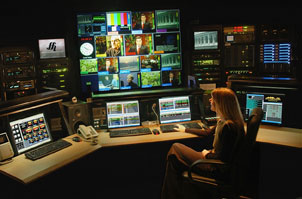 NVerzion Control Room